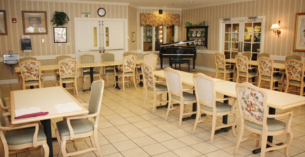 Large memory care dining el paso tx