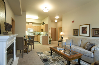 Vancouver senior living room