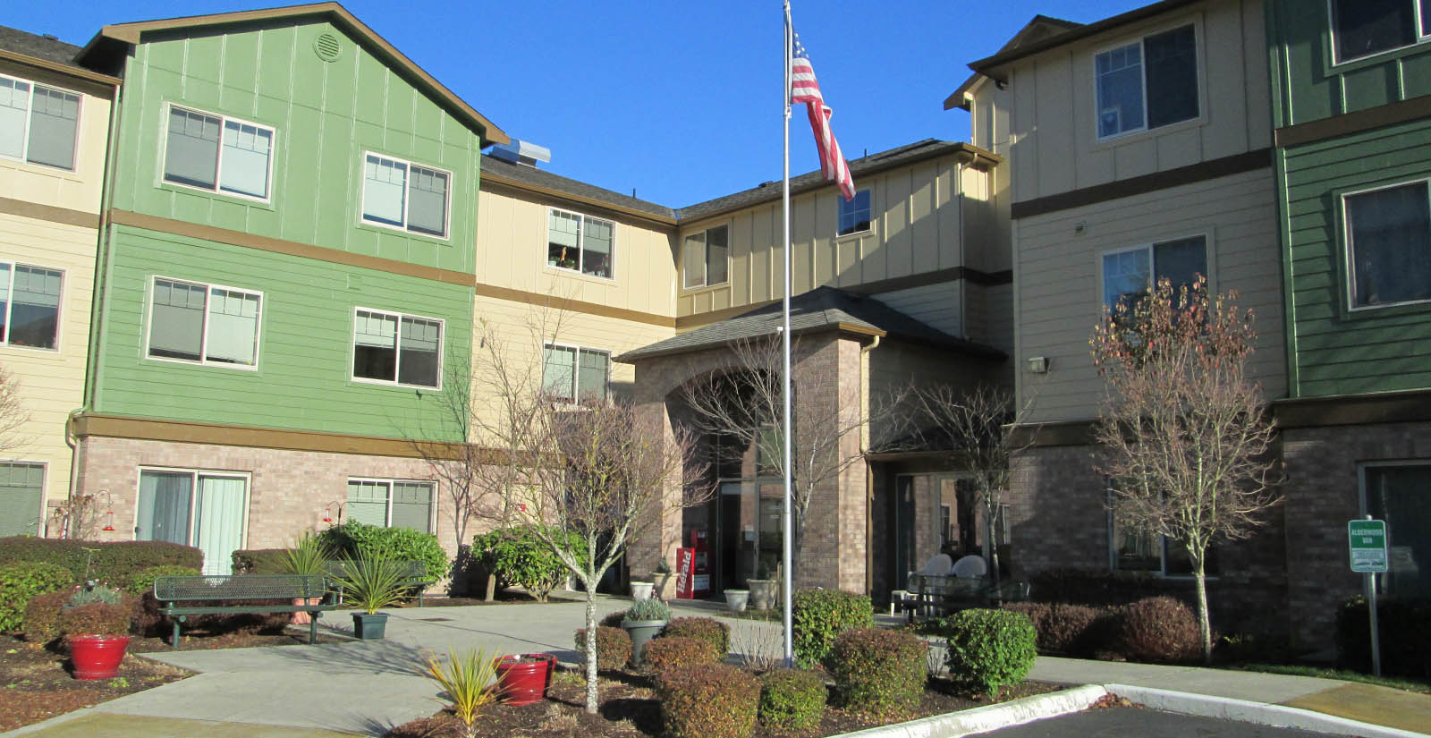 Apartment living in lynnwood