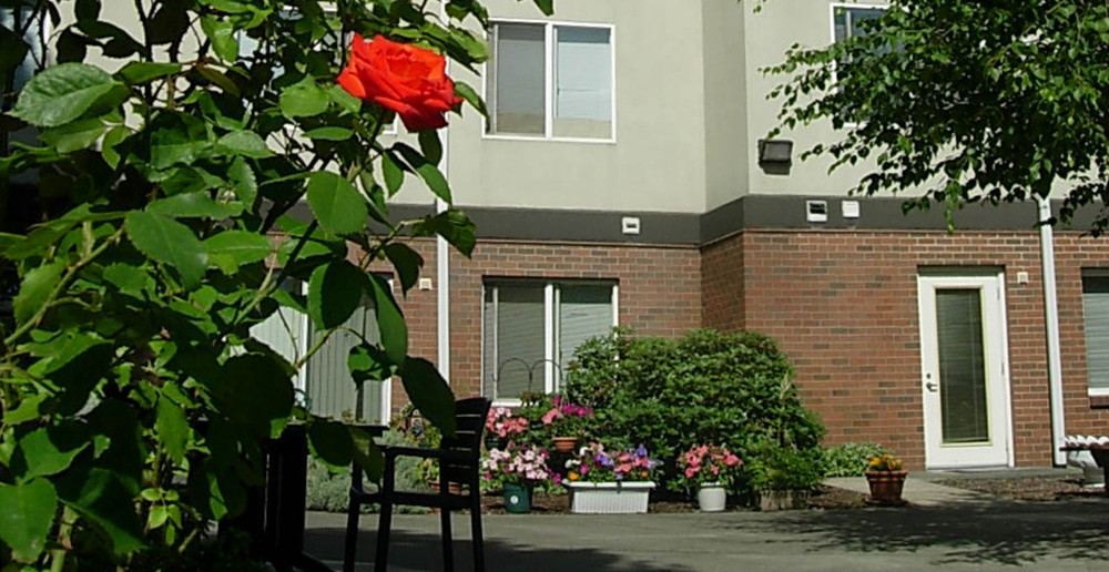 Senior living facility in kent