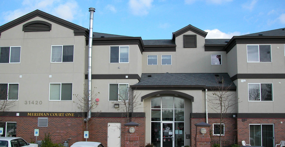 Apartments in federal way