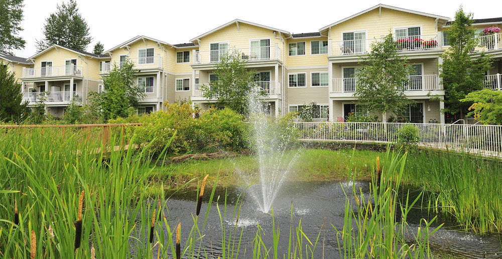 Senior living facility in kirkland