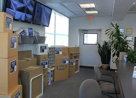 Moving and Packing Supplies at Dale Street Self Storage in Buena Park