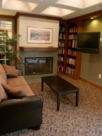 Amenities offered at independent living in Pasadena