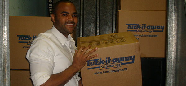 Testimonials from customers of Tuck-It-Away Self-Storage