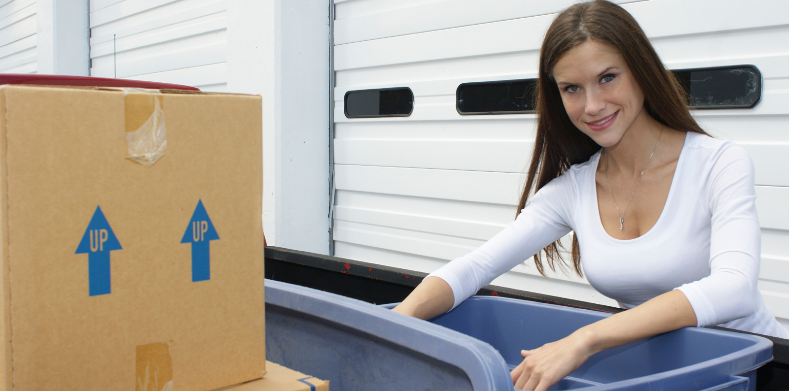 Security self storage makes moving easy