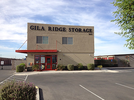 FAQ for self storage in Yuma