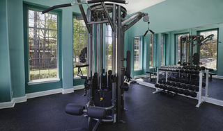 Fitnesscenter equipment