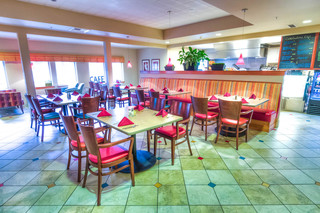 Cobblestone cafe at vancouver senior living