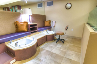 Crystal spa at vancouver senior living
