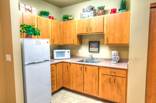 Ridge model kitchenvancouver senior living