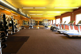 Workout facilities at student living in chico