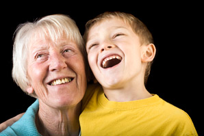 Spend time with your grandchildren at New Port Richey senior living