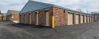Clean maintained self storage in gladstone