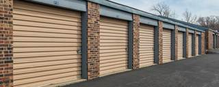 Self storage in gladstone is clean and well maintained