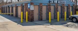 Kansas city self storage with 24 hour access