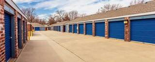 Drive up units wichita self storage