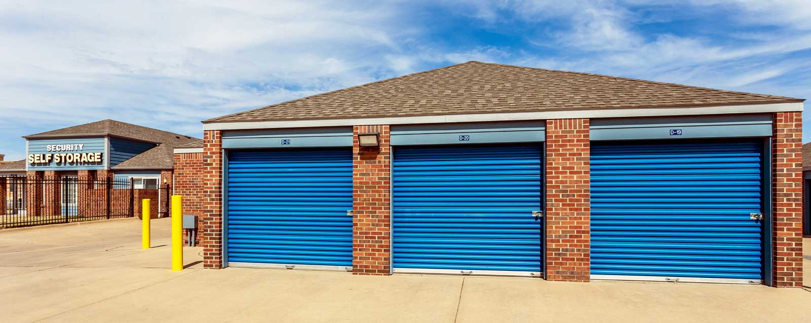 Self Storage In Mcconnell Air Force Base Wichita Offering