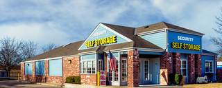 Self Storage In Eastborough Wichita Offering Climate