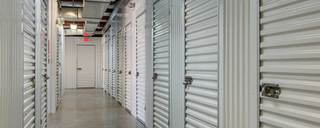 Olathe self storage interior units