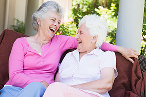 Relax with the ones you love at senior living in Pikesville Maryland