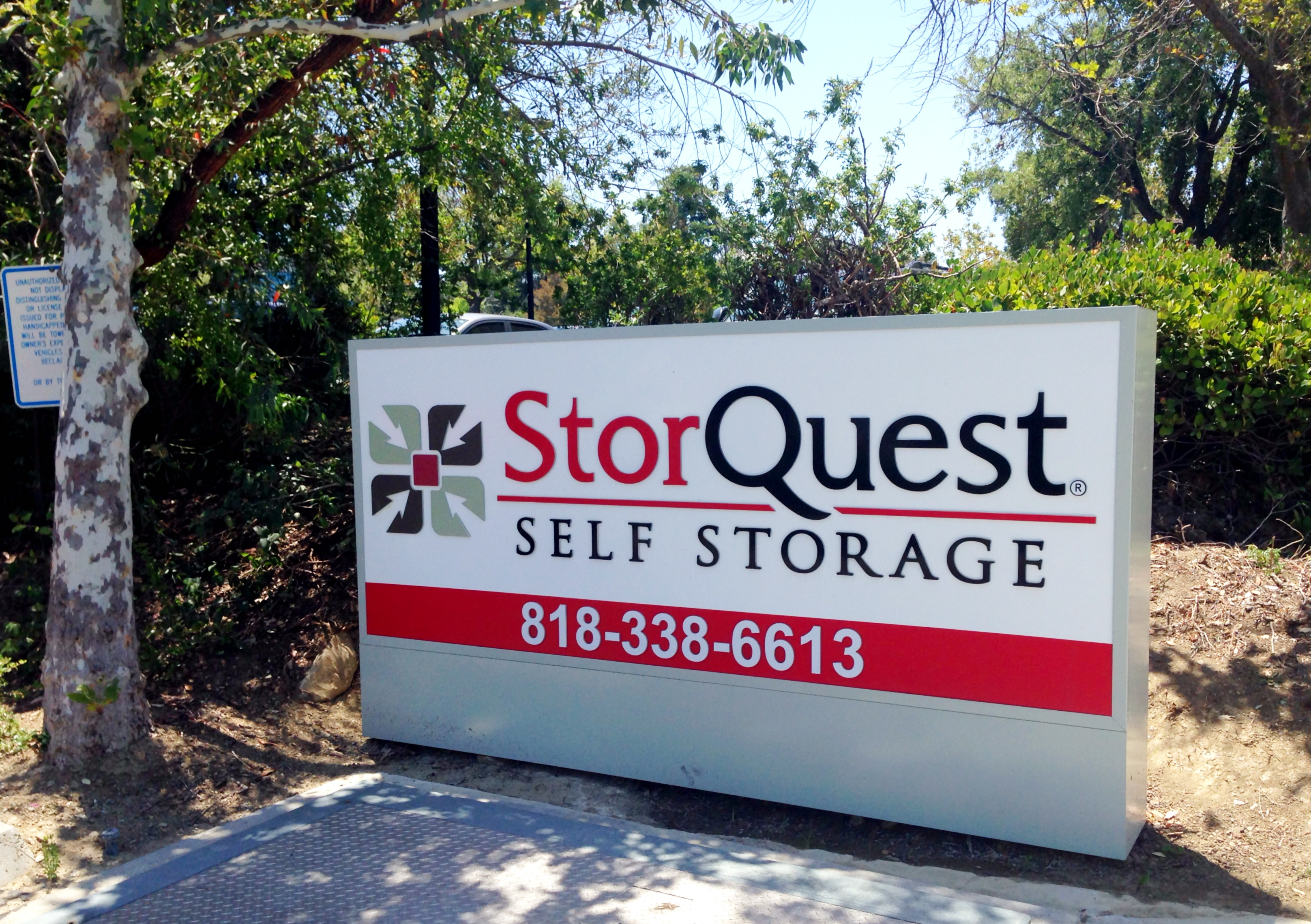 Storquest self storage in westlake village welcome