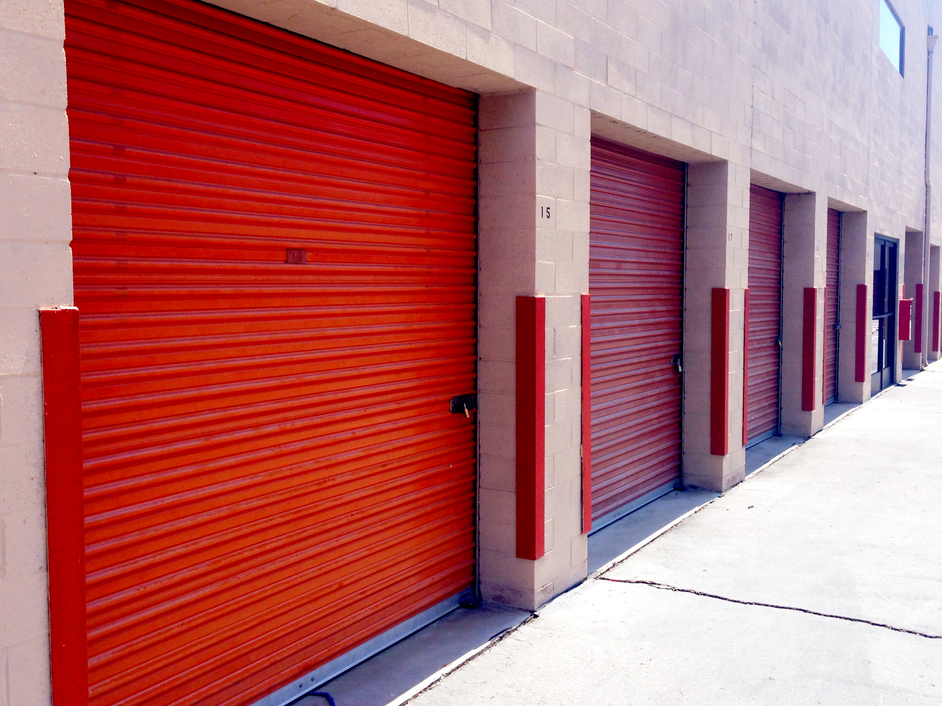 Storquest self storage in westlake drive up units 2