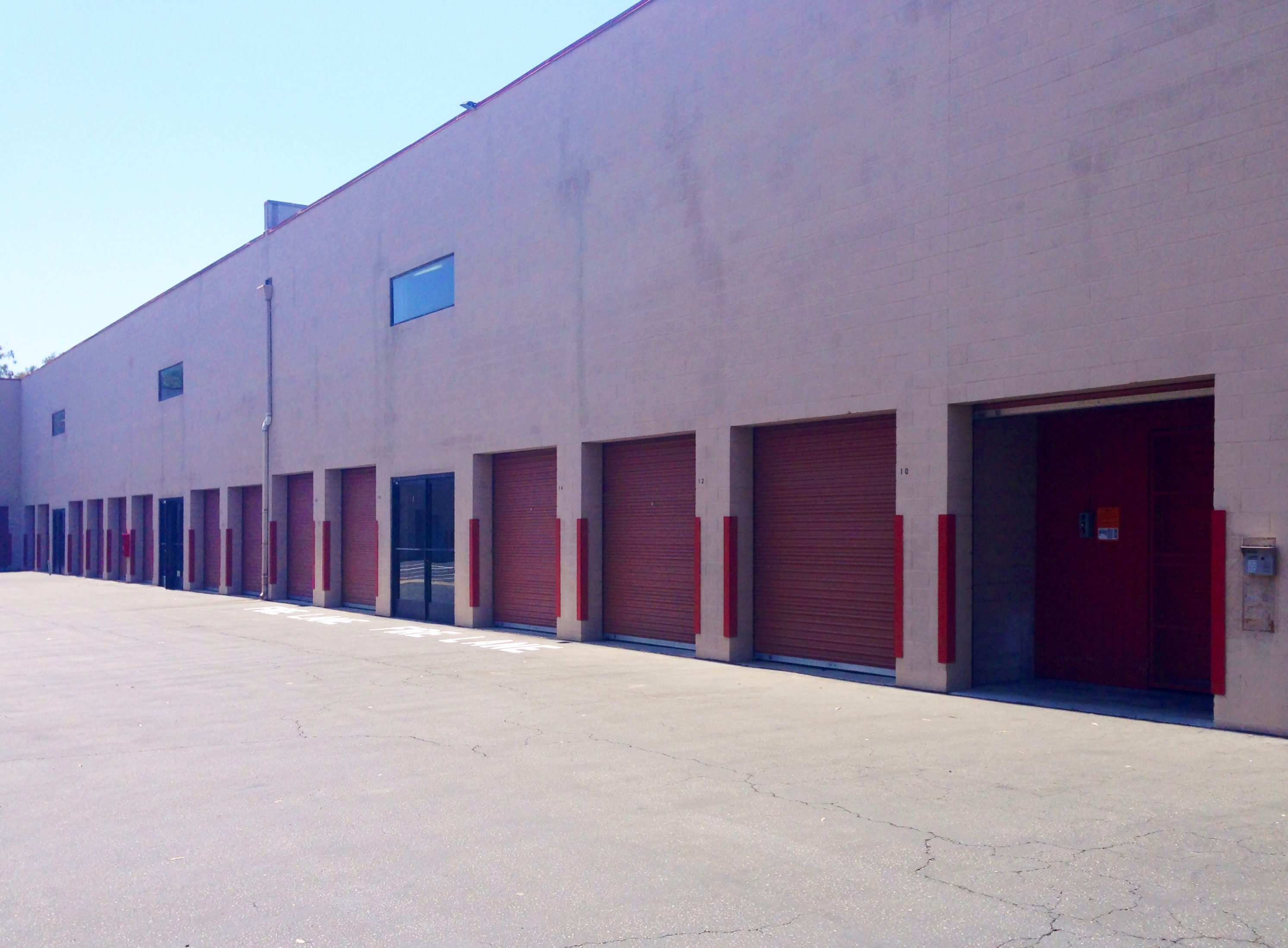 Storquest self storage westlake village drive up units