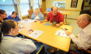 Game time at yakima senior living
