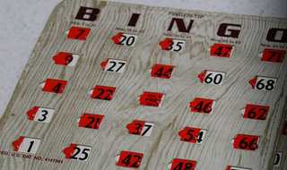 Bingo at Redmond senior living