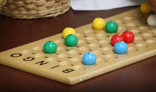Redmond senior living residents play bingo