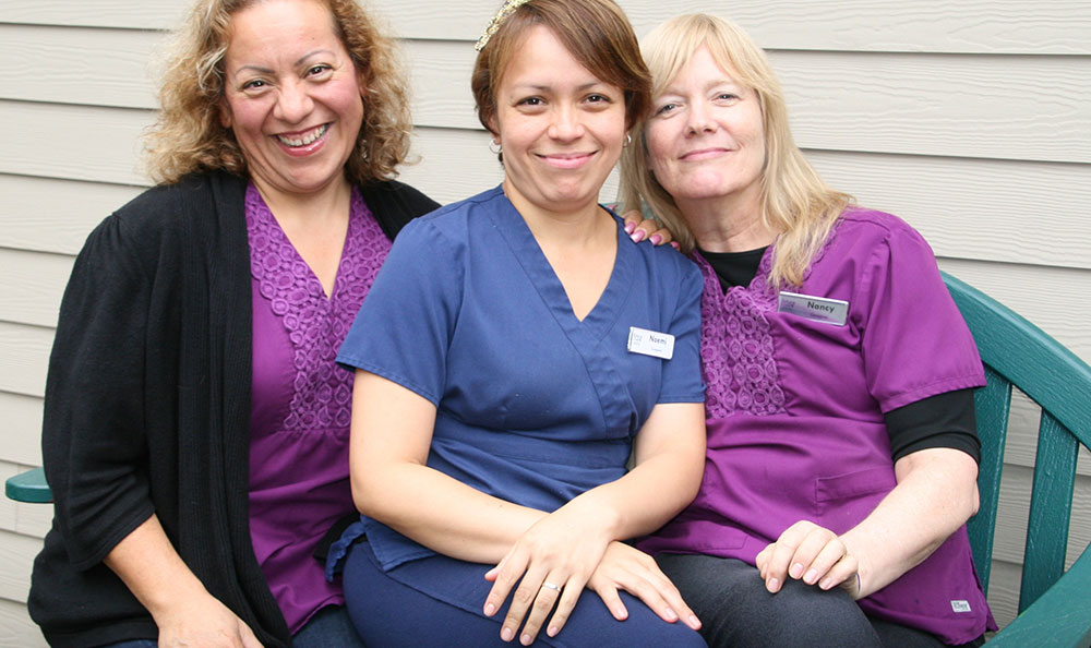 Meet the senior living staff at Redmond
