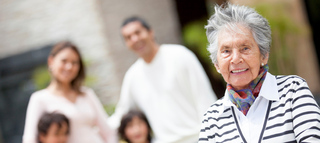 Have some fun with your family at Vancouver senior living.