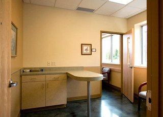 Exam room vet in bothell