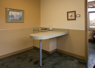 Exam table bothell vet