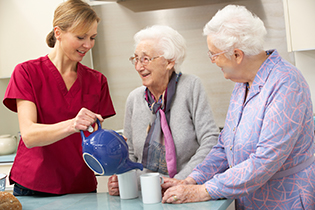 Redmond Assisted living services