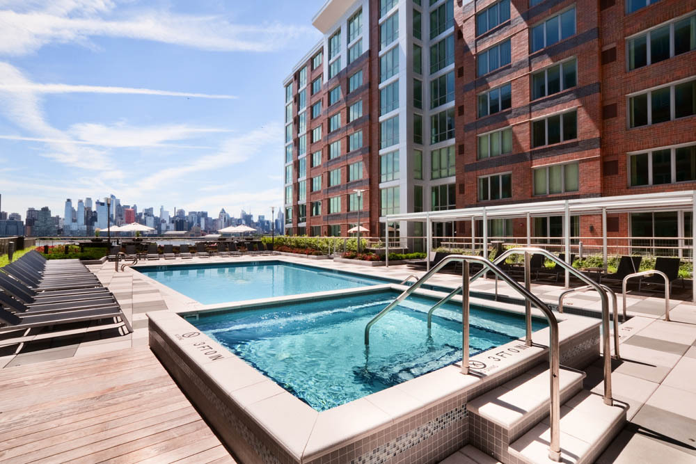 Photos Of Apartments In West New York With Spa Hot Tub