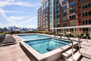 West new york apts with pool