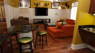 Resident portal for apartments in Harrisonburg
