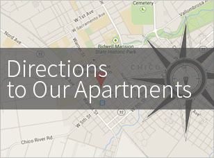 Map and directions to our apartments for rent in Fayetteville