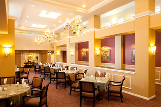Senior living in sioux falls dining hall
