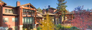 River lodge front of bend oregon senior living