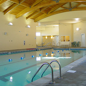 Come check out the health and fitness club at our Fargo, North Dakota Senior Living