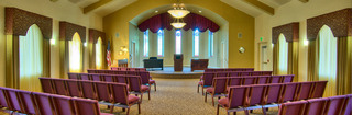 We have a nice Church at our Bismark Senior Living