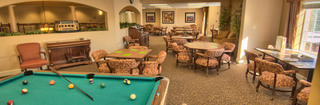 Bismarck senior living with a gym and workout facilities