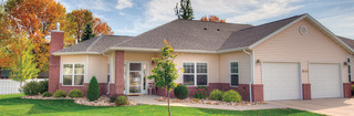 Fargo senior living landscaping
