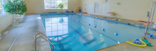 Fargo senior living pool