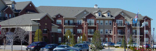 Edmond senior living well designed exterior