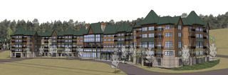 Senior living in portland rendering