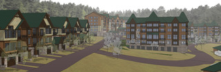 Senior living in Portland rendering version 2